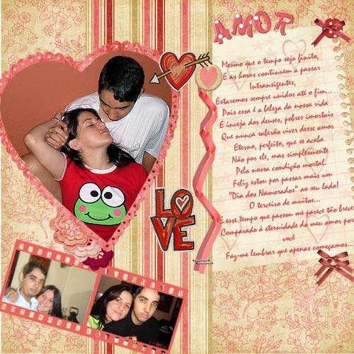 12 De Junho Dia Dos Namorados Nanda Balieiro