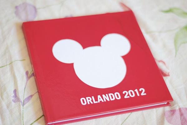 Álbum Férias 2012: Orlando