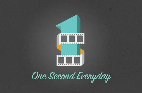 App 1 second every day
