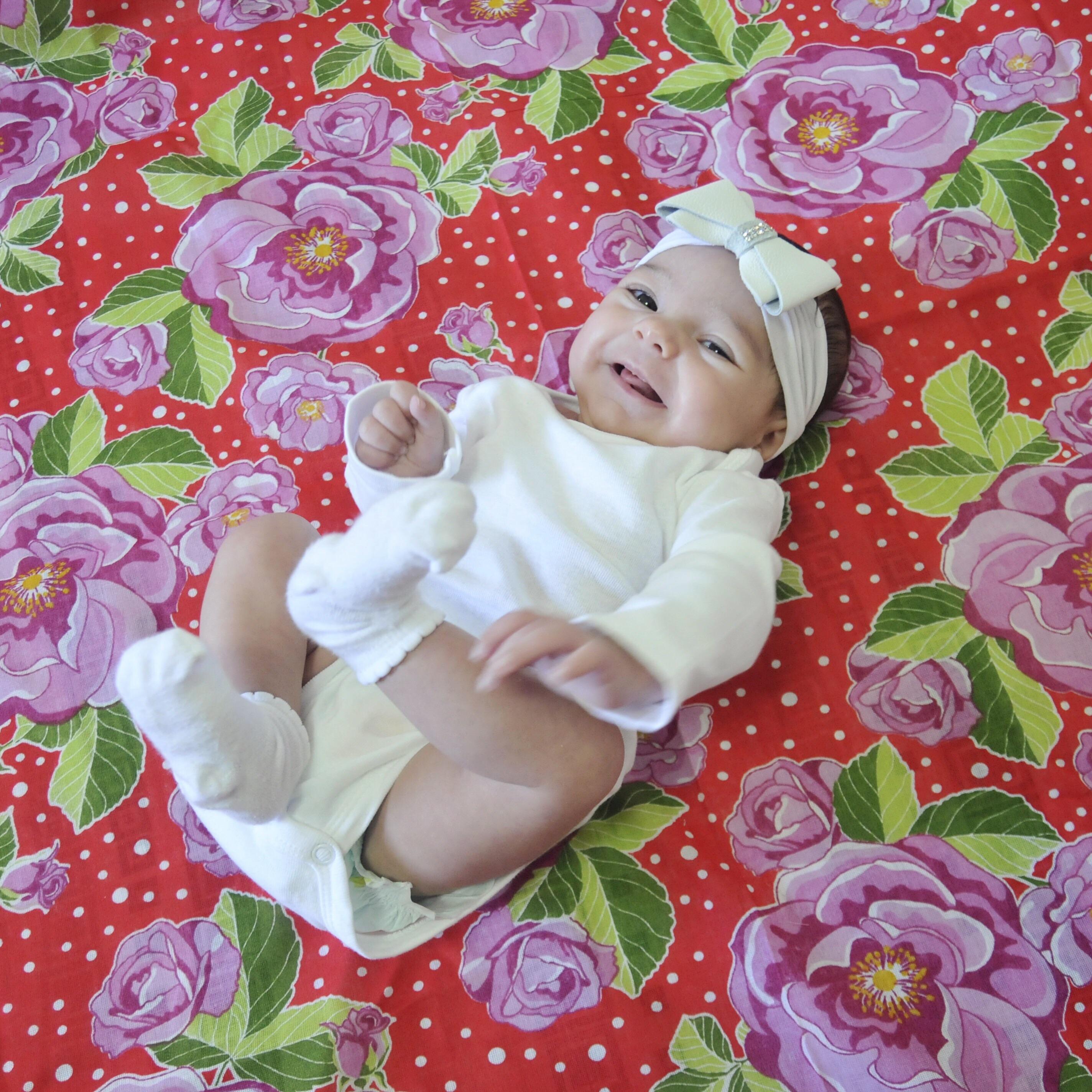 Coisas que aprendi em dois meses de maternidade