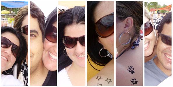Feriado + praia