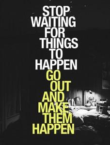 Não a procrastinação